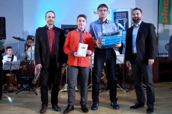 Starší žáci TJ Sokol Zbečník - kategorie kolektivy mládeže