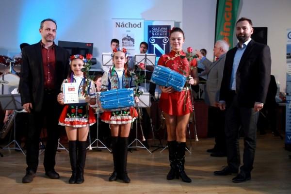 Juniorky MONA Náchod - kategorie družstva mládeže