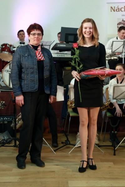 Pavlína Vejrková - kategorie jednotlivci mládež