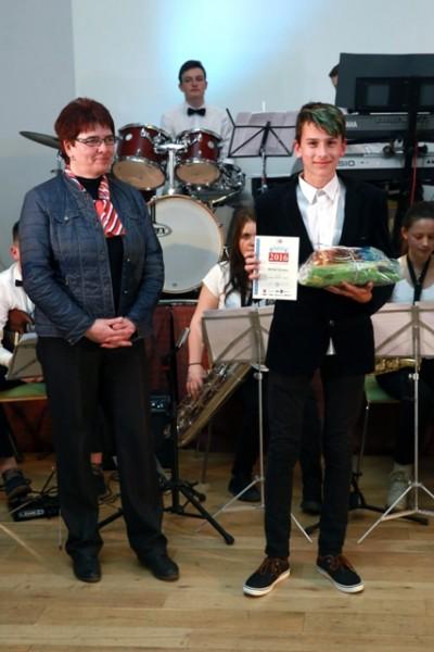 Michal Jerman - kategorie jednotlivci mládež