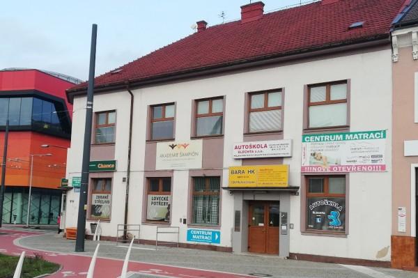 U Koruny 292, Hradec Králové